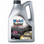 olej-mobil-super-2000-x1-diesel-10w40-5l